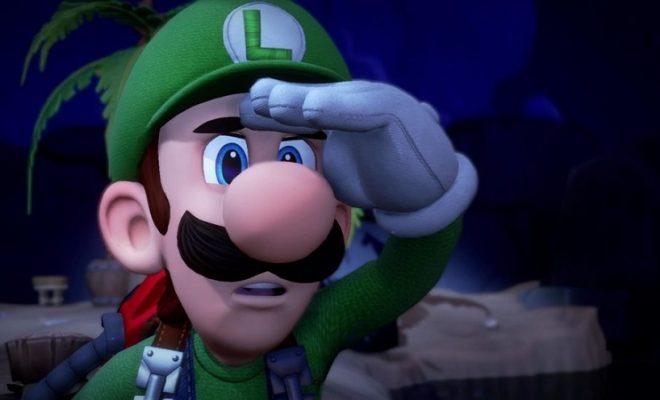 Luigi's Mansion 3 download file size