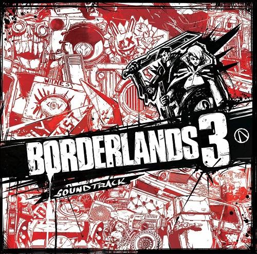 Borderlands 3 vinyl soundtrack