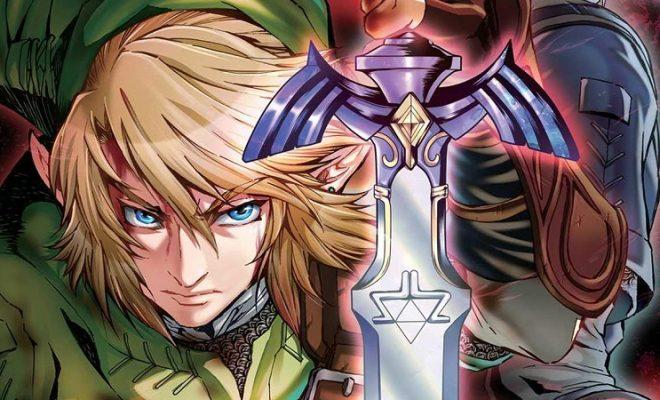Zelda Twilight Princess Manga