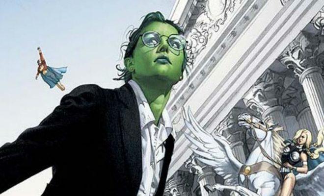 Disney+'s She-Hulk Show Teases Superhero Courtroom Drama