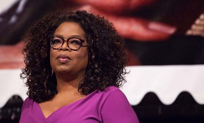 Oprah Winfrey Interviews Idris Elba for New Apple Series 'Oprah Talks COVID-19'