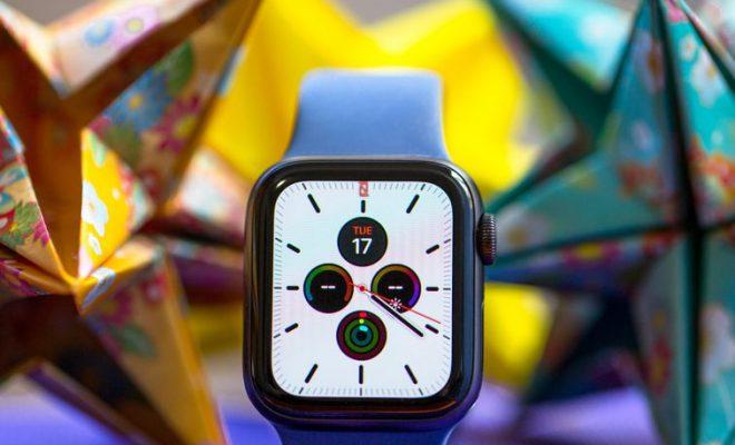 Apple Watch is five years old this week