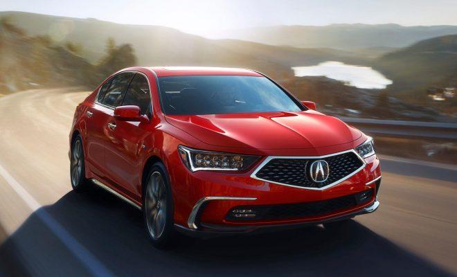 Acura RLX Sedan Dead In North America After 2020 Model Year