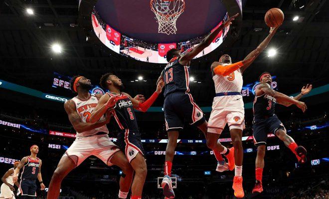 "NBA, Disney in ""Exploratory"" Talks to Resume Basketball Season in Late July"