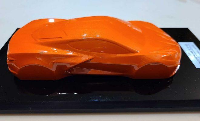 2020 Chevrolet Corvette C8 gifts