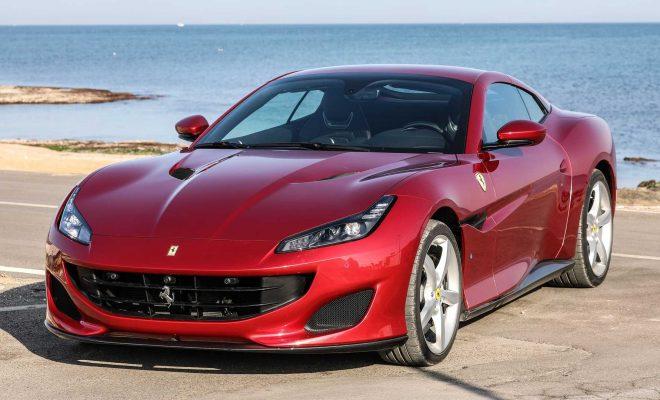 2021 Ferrari Portofino Upgraded To Make 612 HP, EPA Filing Indicates