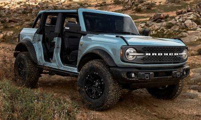 2021 Ford Bronco Pricing: 2-Door and 4-Door Models