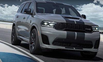 Is This A Better Dodge Durango SRT Hellcat Front End Design?