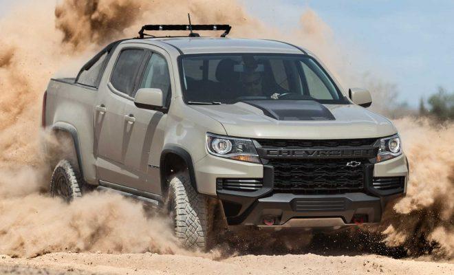 Chevy Colorado ZR2 May Get 'Baja Mode' Soon: Rumor