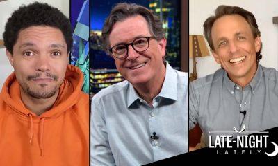 Late Night Lately: Hosts Take on Kamala Harris VP News