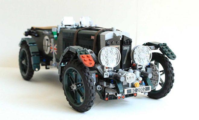 Bentley Blower by Lego Ideas