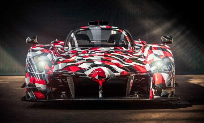 Toyota GR Super Sport Dynamic Public Debut