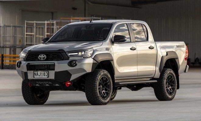 Toyota Hilux Mako - New Zealand