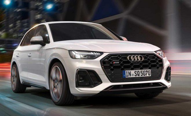 Audi SQ5 TDI (2021)