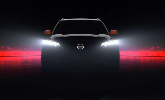 2021 Nissan Kicks Teased For The US, Debuts December 8