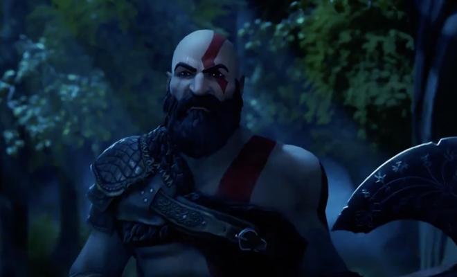 Fortnite season 5 stars Kratos, The Mandalorian, Baby Yoda and hunters from other realities