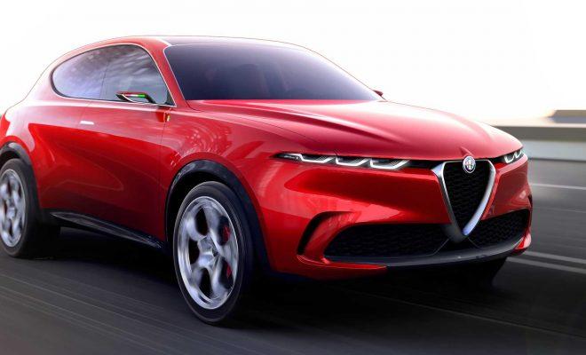 2022 Alfa Romeo Tonale Production Version To Debut In September: Report