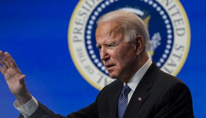 Biden vows to electrify the federal government's 600,000-vehicle fleet