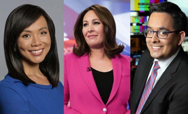 CBS News Shuffles Washington D.C. Correspondents