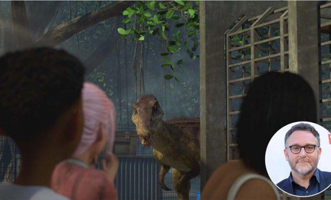 Colin Trevorrow on 'Jurassic World Camp Cretaceous' 'Dominion'