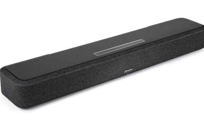Denon's Home Sound Bar 550 boasts Dolby Atmos and Alexa smarts
