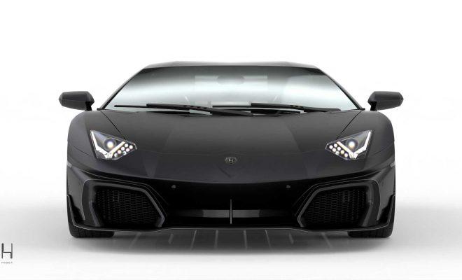 Dubai Tuner Marks 10 Years Of Lamborghini Aventador With Sinister Supercar