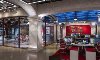 NBC News Debuts New Washington D.C. Studios Near Capitol Hill