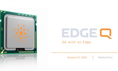 New RISC-V hardware designs from 5G startup EdgeQ