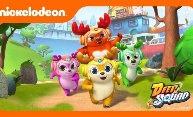 Nickelodeon Brings 'Deer Squad' to U.S.