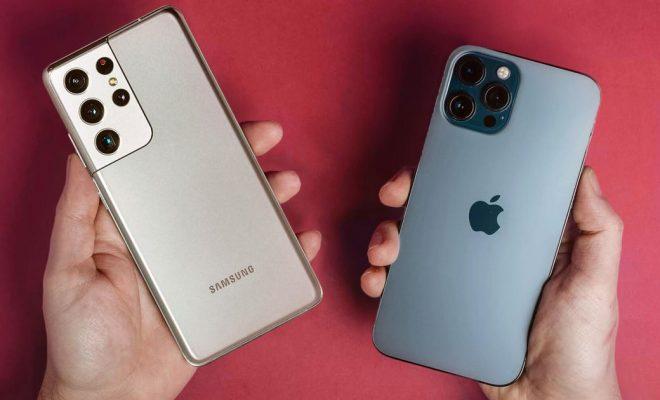 Samsung Galaxy S21 Ultra vs. iPhone 12 Pro Max: Spec breakdown - Video