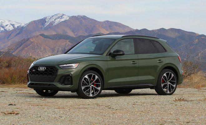 2021 Audi SQ5 review: A little more S, please