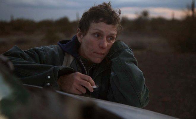 'Nomadland' Leads 2021 AACTA International Awards With 6 Nominations