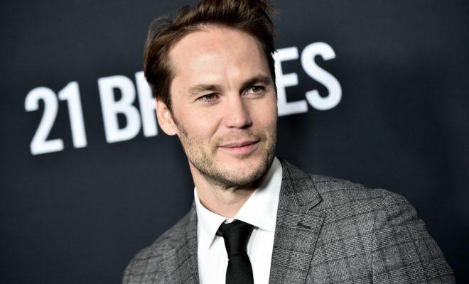 Taylor Kitsch Joins Chris Pratt in Amazon's 'Terminal List'