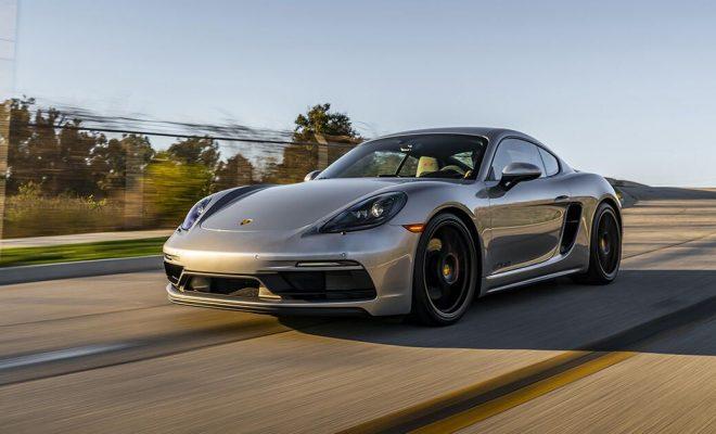 2021 Porsche 718 Cayman GTS gets the engine it deserves
