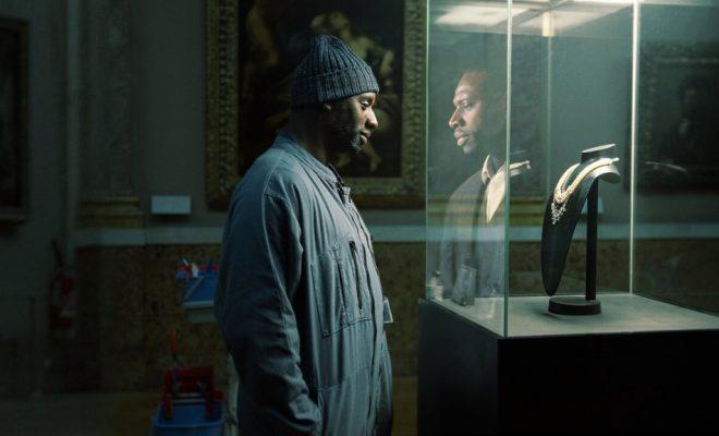 Omar Sy on Making Netflix Hit 'Lupin' Under COVID Lockdown