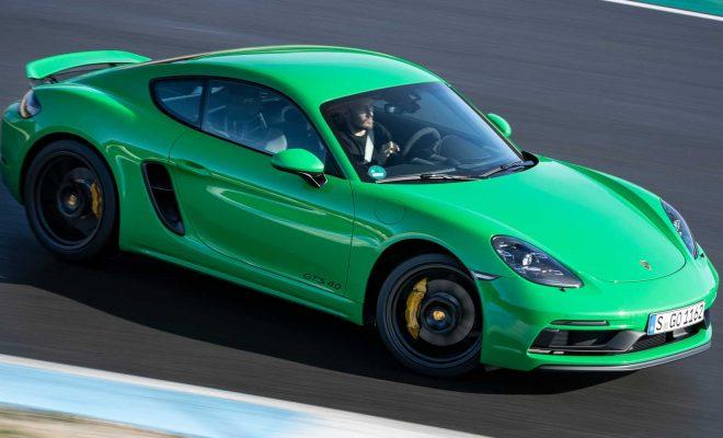 2021 Porsche 718 Flat-Six Models Recalled For Possible Engine Damage