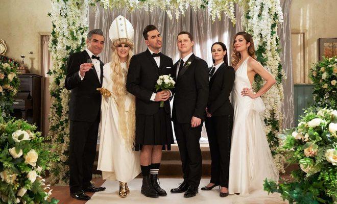 GLAAD Media Awards: 'Schitt's Creek,' 'Happiest Season,' Sam Smith Take Top Prizes