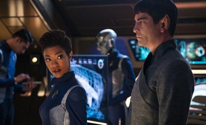 'Star Trek: Discovery' Season 4 Trailer Teases a Destructive New Threat